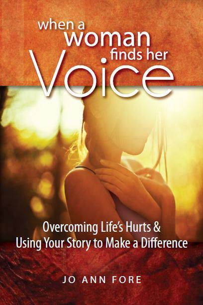 When A Woman Finds Her Voice book