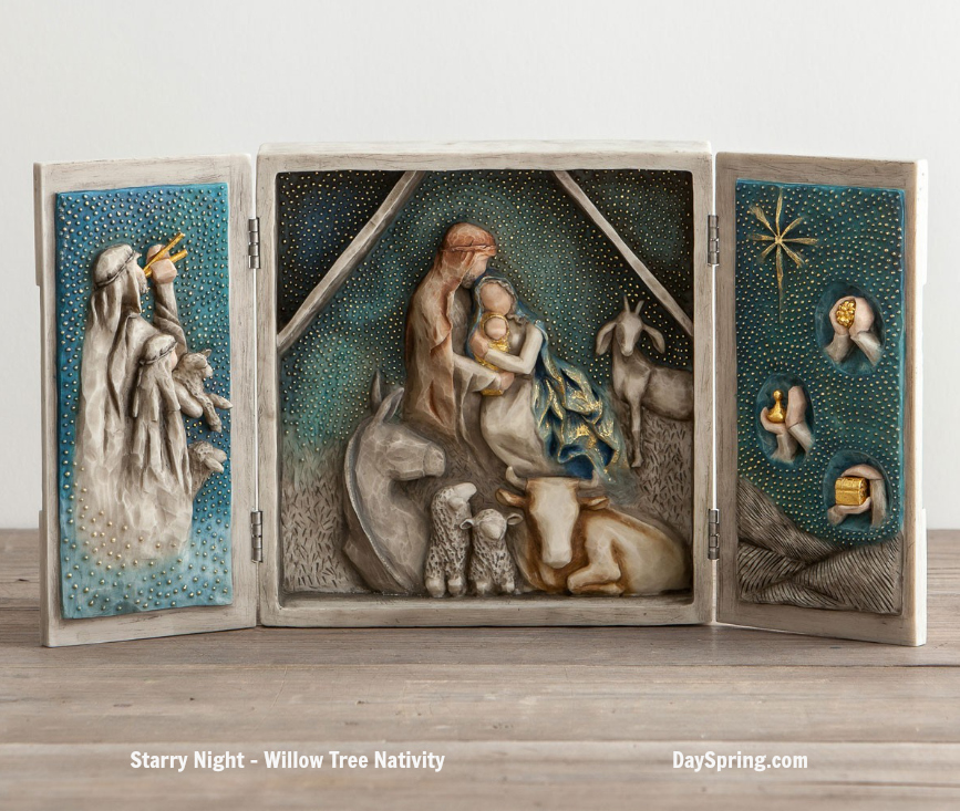 dayspring-nativity-set
